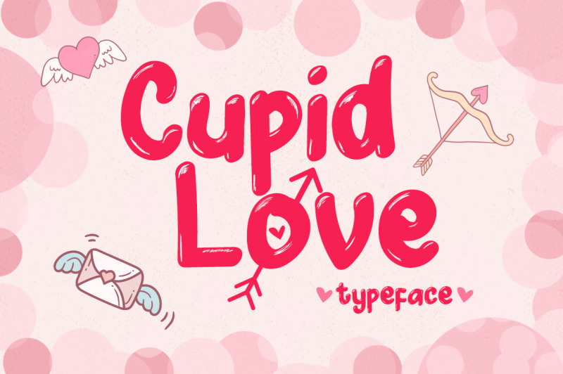 cupid-love-a-lovely-typeface-font