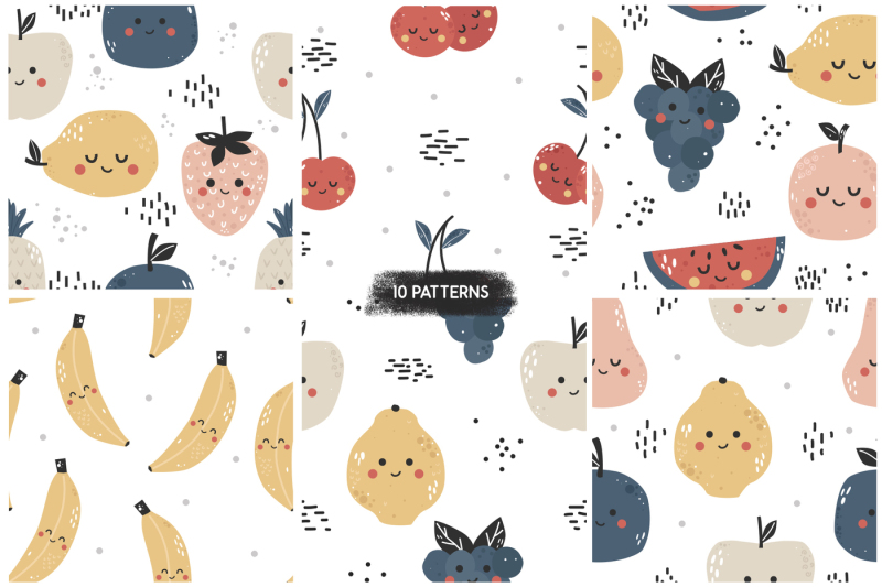 cute-fruits