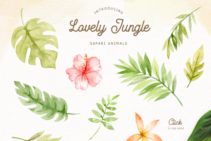 lovely-jungle-safari-animals-clipart