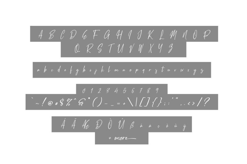 white-pen-script