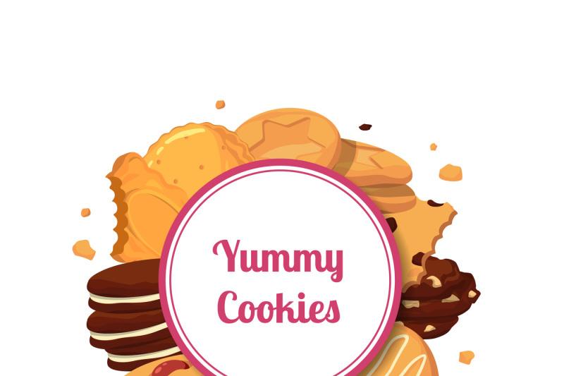 vector-cartoon-cookies