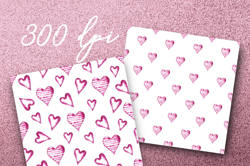 digital-paper-of-pink-hearts