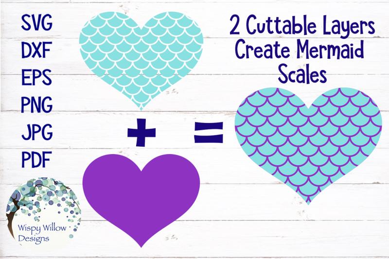 mermaid-scale-heart-svg