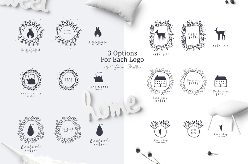 eco-logo-templates