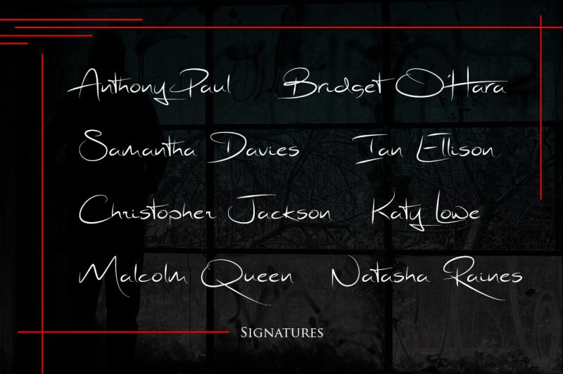 radical-outcast-signature-font