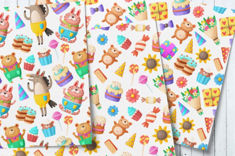 birthday-patterns