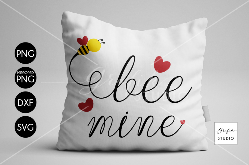bee-mine-valentine-svg-file