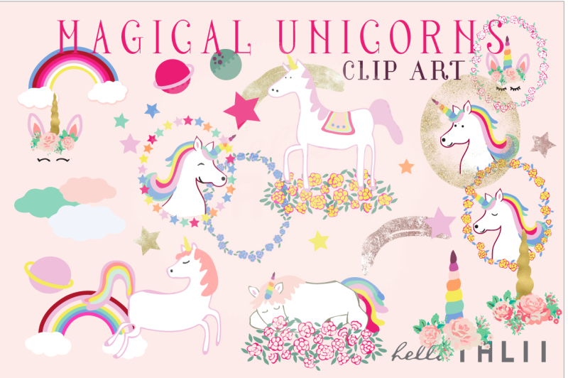 magical-unicorns-clip-art