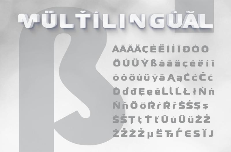 claudio-logo-design-multilingual-typeface-modern-font