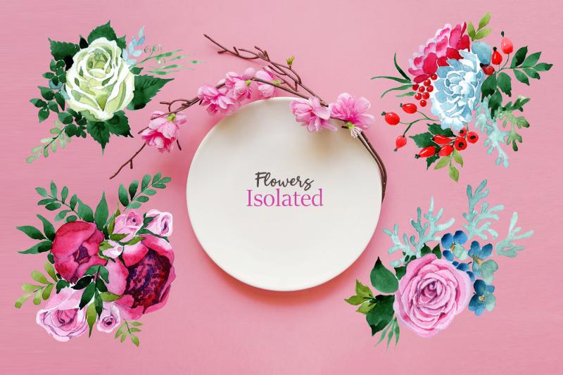 bouquet-pink