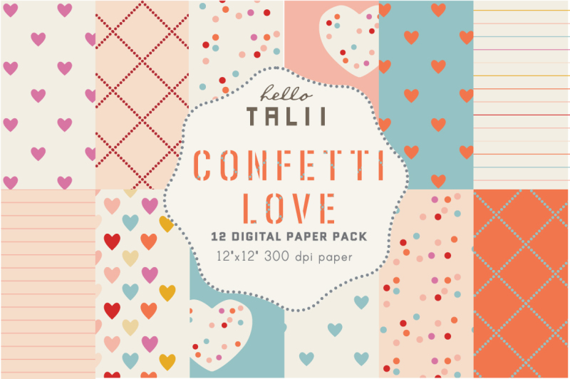 confetti-love-digital-paper