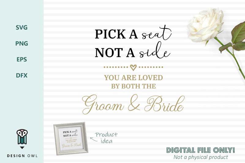 pick-a-seat-not-a-side-svg-file