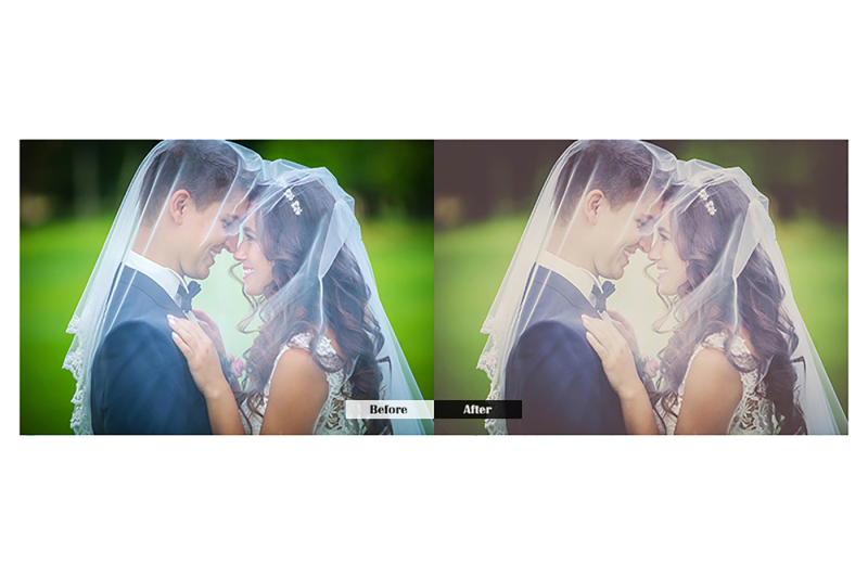 Premium Wedding Lightroom CC Mobile Presets (Adroid and