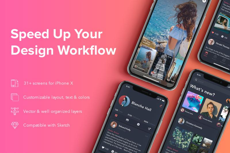 zingo-social-app-ui-kit
