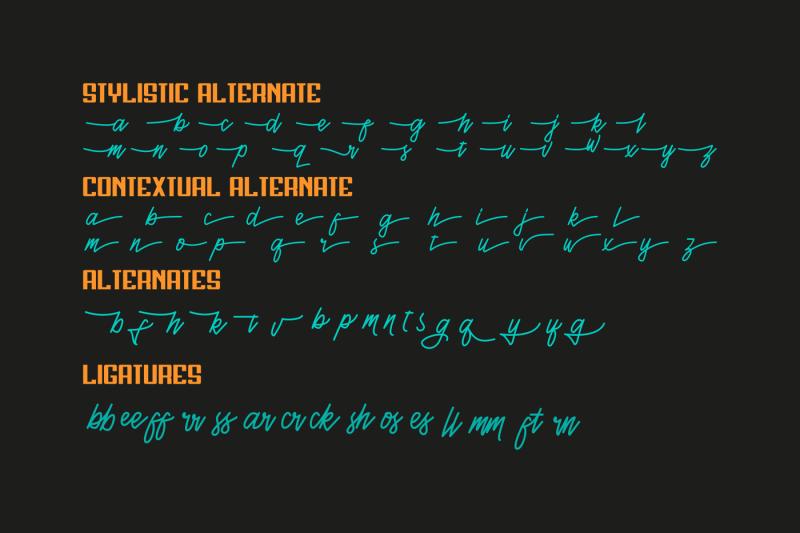 henshin-font-duo