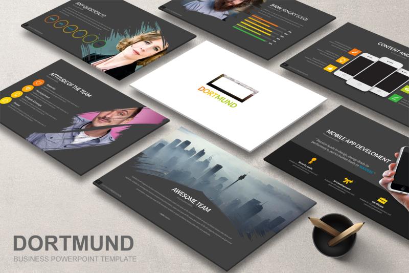 dortmund-powerpoint-template