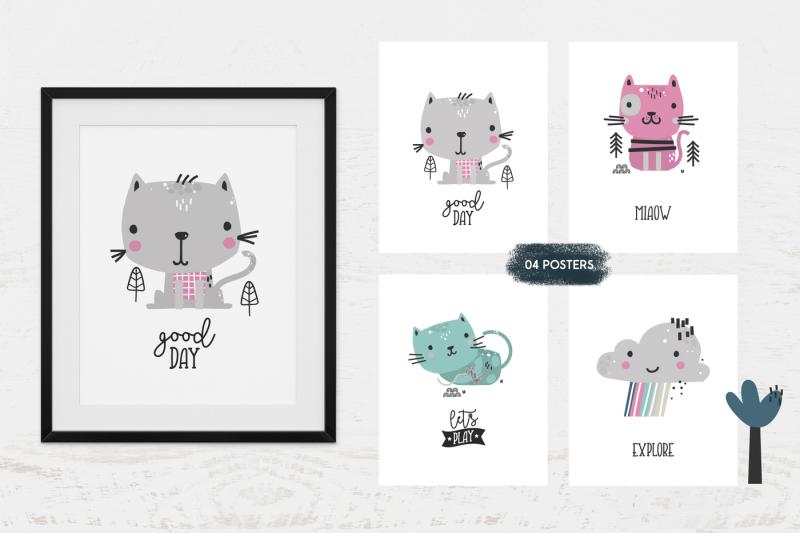 cute-cats-kids-bundle