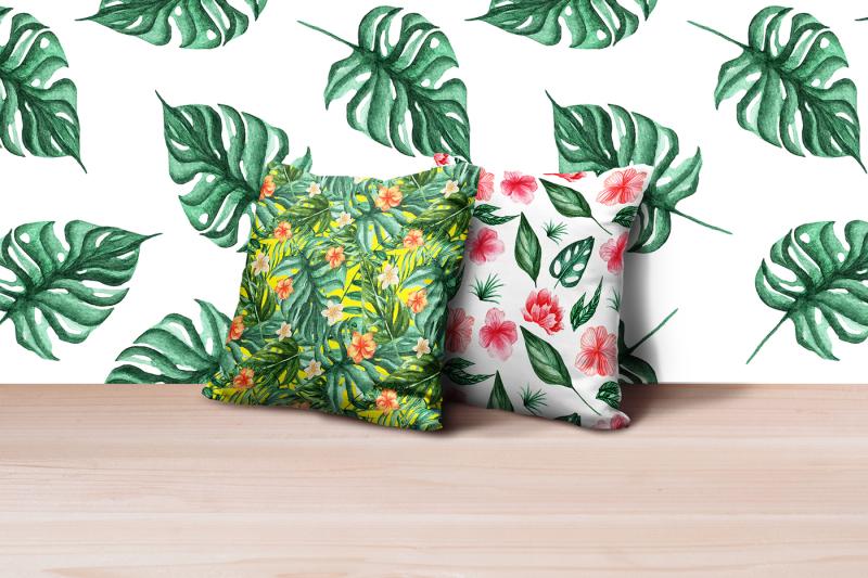 tropical-dream-watercolor-set
