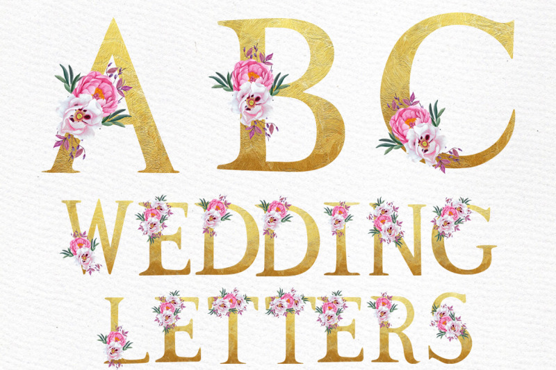 floral-gold-alphabet-clipart