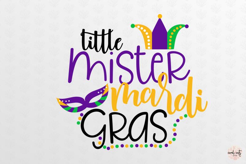 little-mister-mardi-gras-mardi-gras-svg-eps-dxf-png
