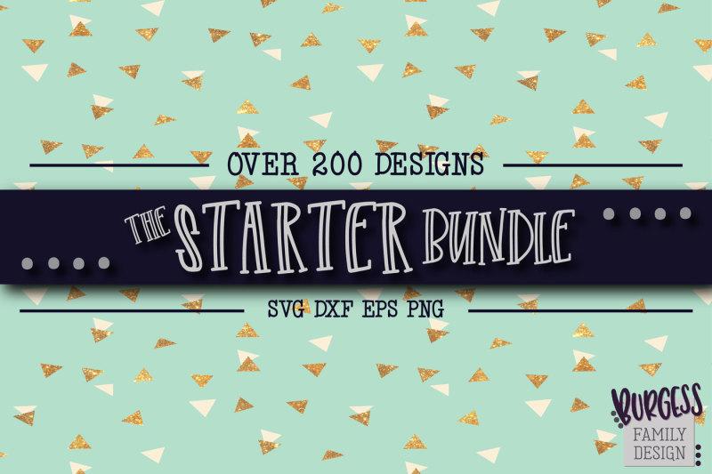 the-starter-bundle-over-200-designs-svg-dxf-eps-png