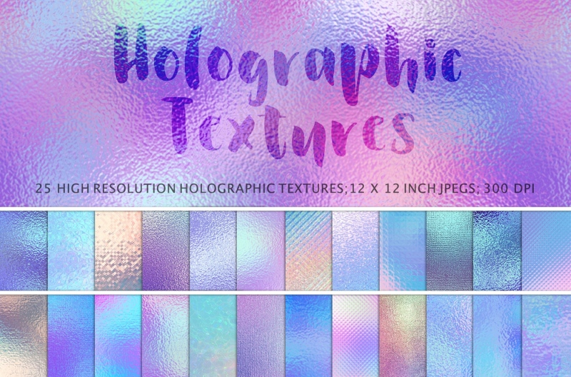 holographic-textures