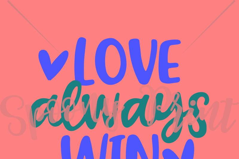 love-always-win