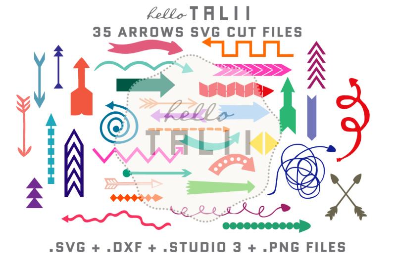 arrows-svg-cut-files-bundle