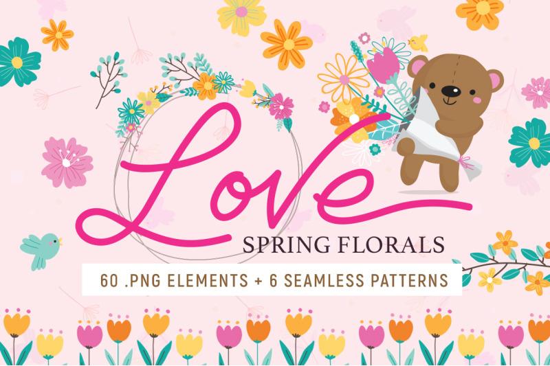 love-spring-florals