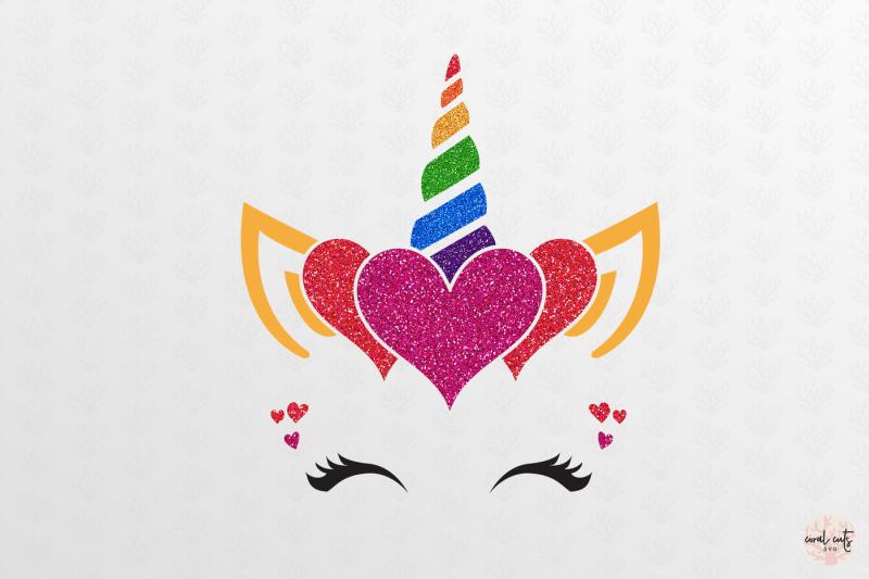 unicorn-valentine-lgbtq-unicorn-svg-eps-dxf-png