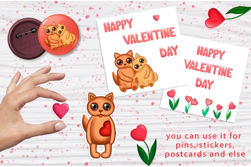 valentine-s-cat