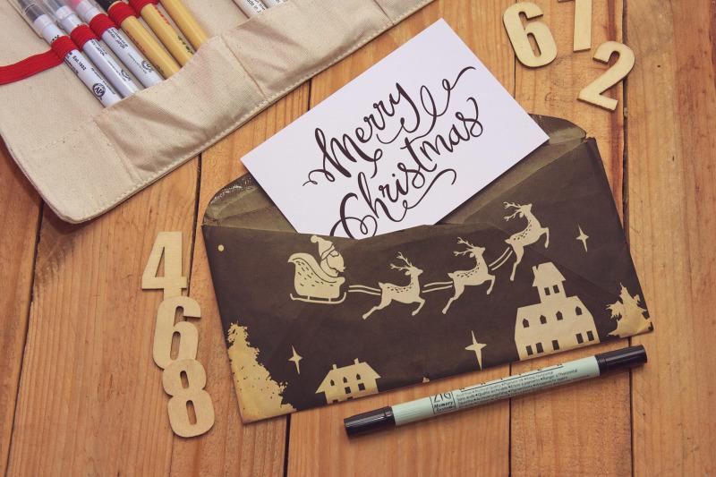 Free Commercial Envelope Invitation | Sketch Mockup (PSD Mockups)