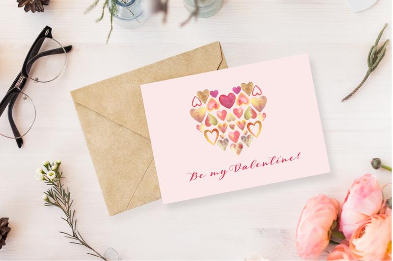 love-pink-amp-gold-st-valentine-039-s-day