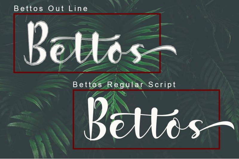 bettos-font-duo