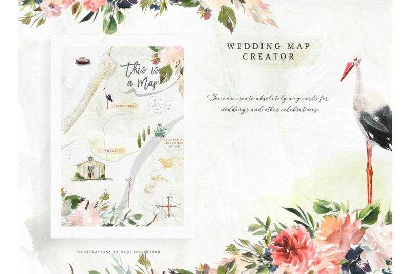 watercolor-wedding-map-creator