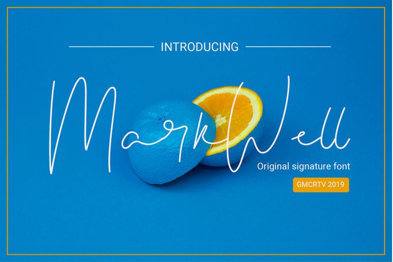 mark-well
