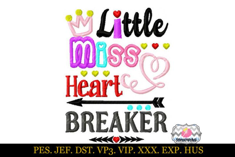 little-miss-heart-breaker-applique-embroidery-design