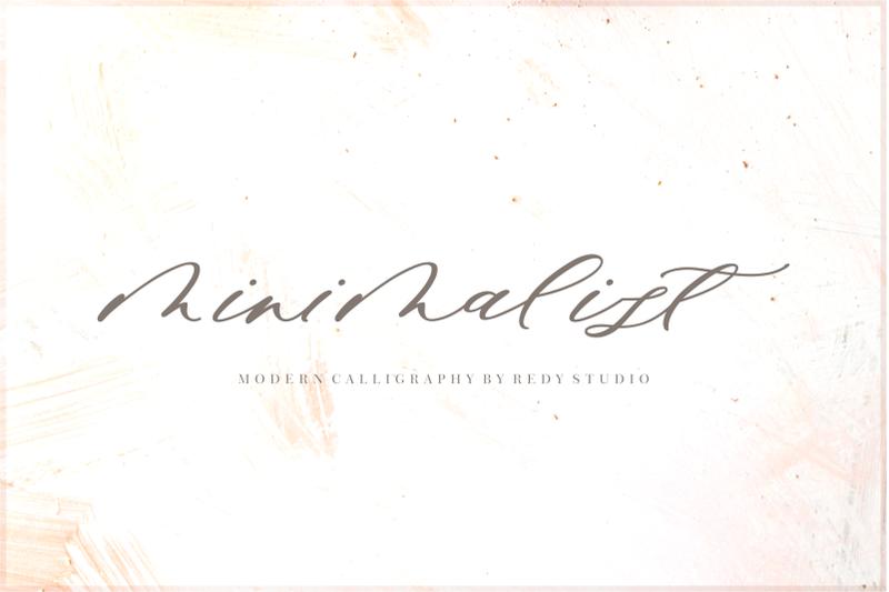minimalist-script