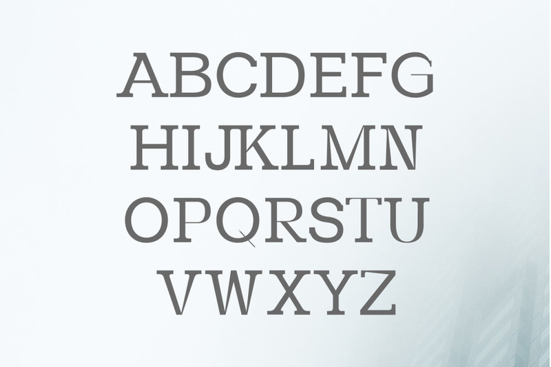 paulose-modern-serif-font-family