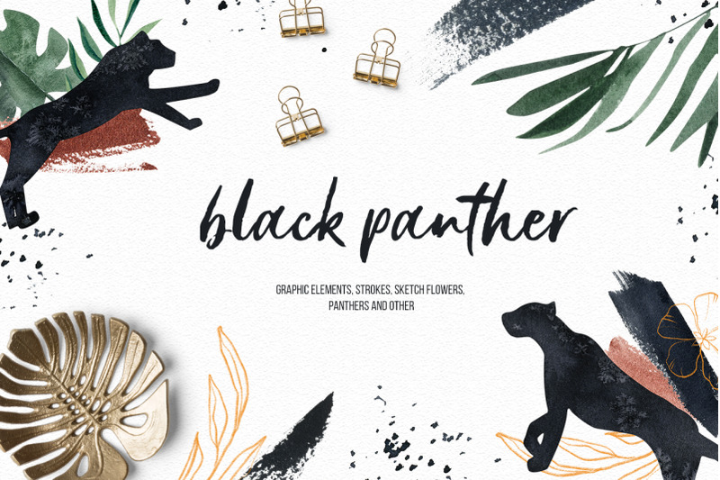 black-panther-clipart