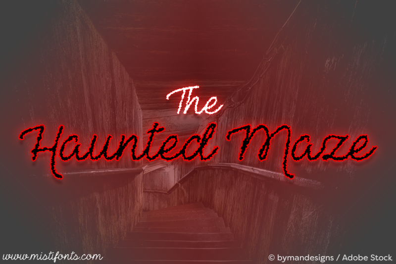 the-haunted-maze