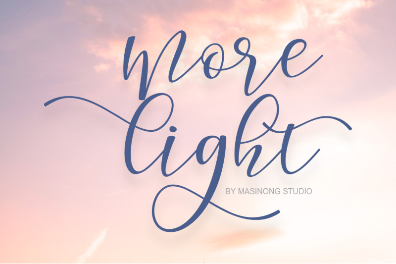morelight-script