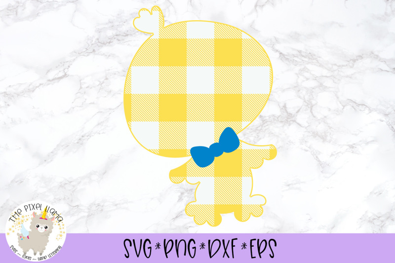 plaid-easter-boy-chick-svg