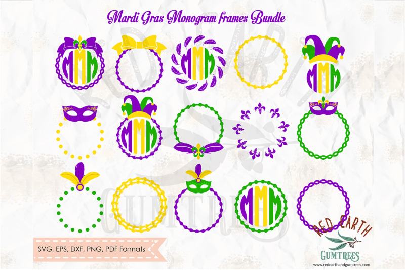 mardi-gras-monogram-frames-bundle-in-svg-dxf-png-eps-pdf