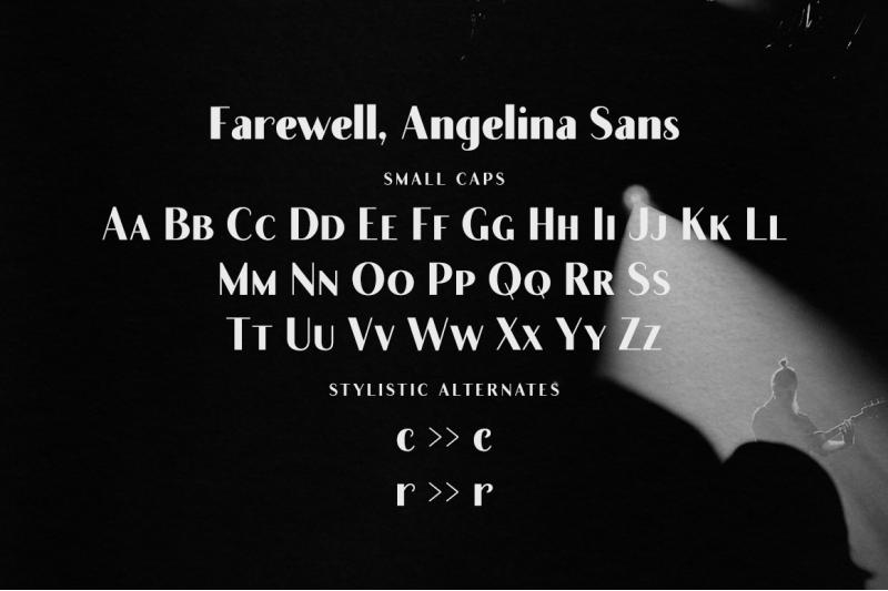 farewell-angelina-sans-a-sans-font