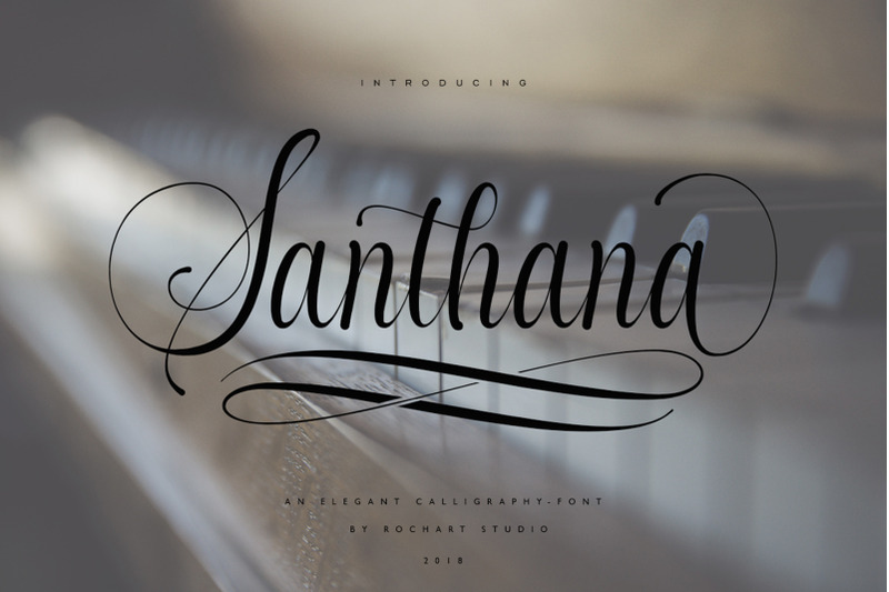santhana-calligraphy