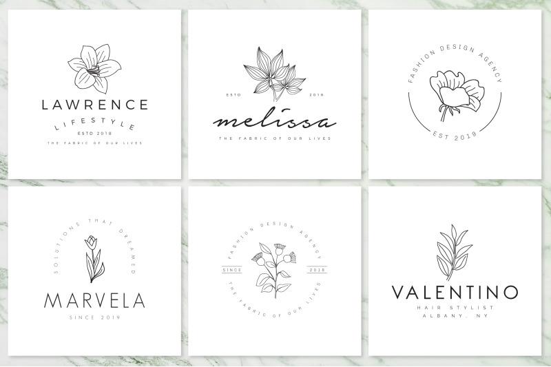 feminine-branding-premade-logos-v02