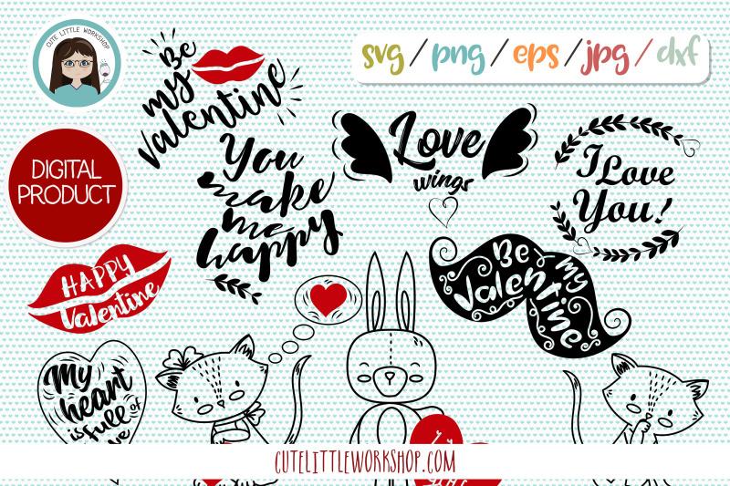 valentine-svg-dxf-png-eps