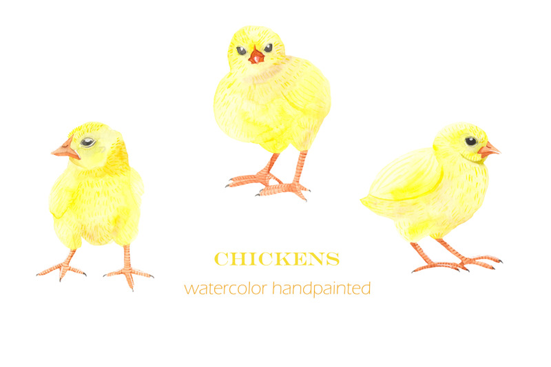 easter-set-watercolor