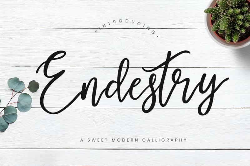 endestry-modern-calligraphy